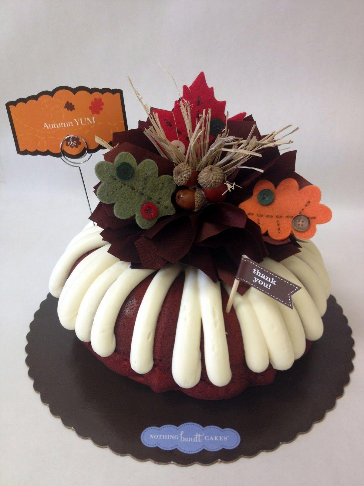 Free nothing bundt cakes bundtlet at the biltmore location