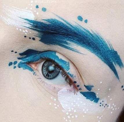 38 Ideas for makeup artist photography halloween