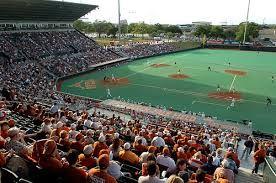 Disch Falk Field University Of Texas Austin Texas Stadium College Baseball University