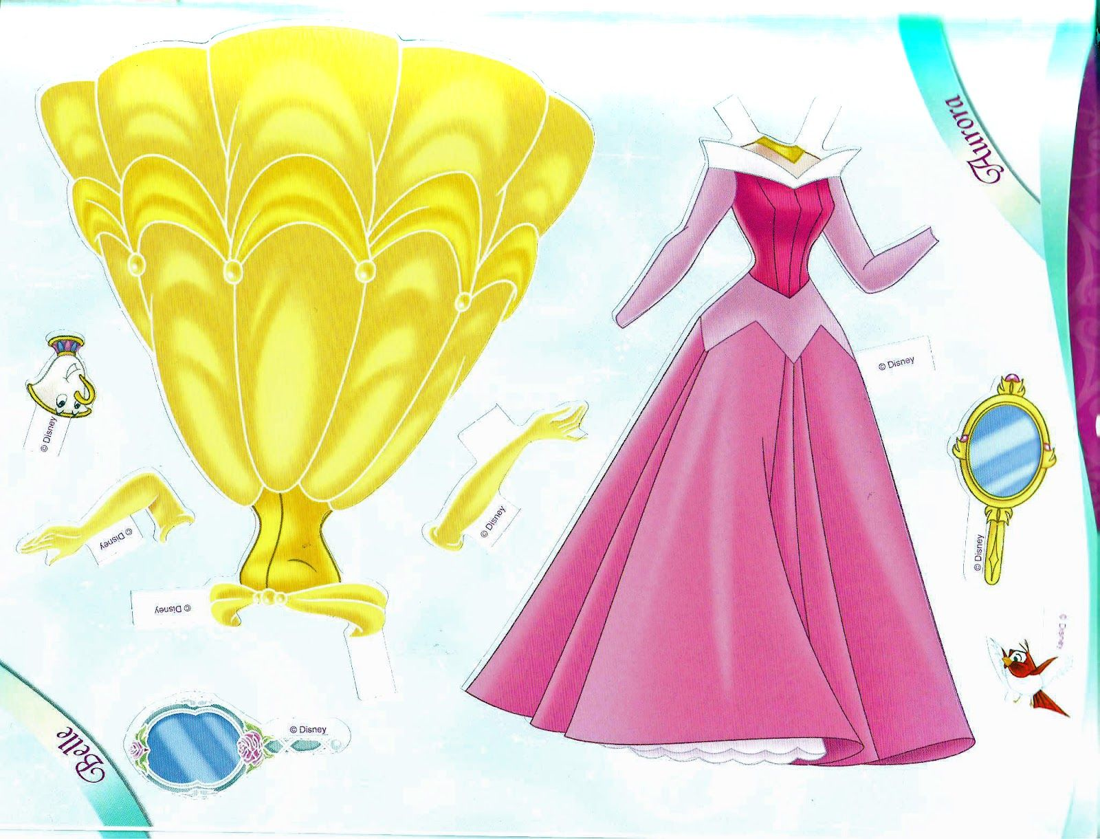 Dress up princess doll - Find This Pin And More On Disney Paper Dolls All Dressed Up Disney Princess