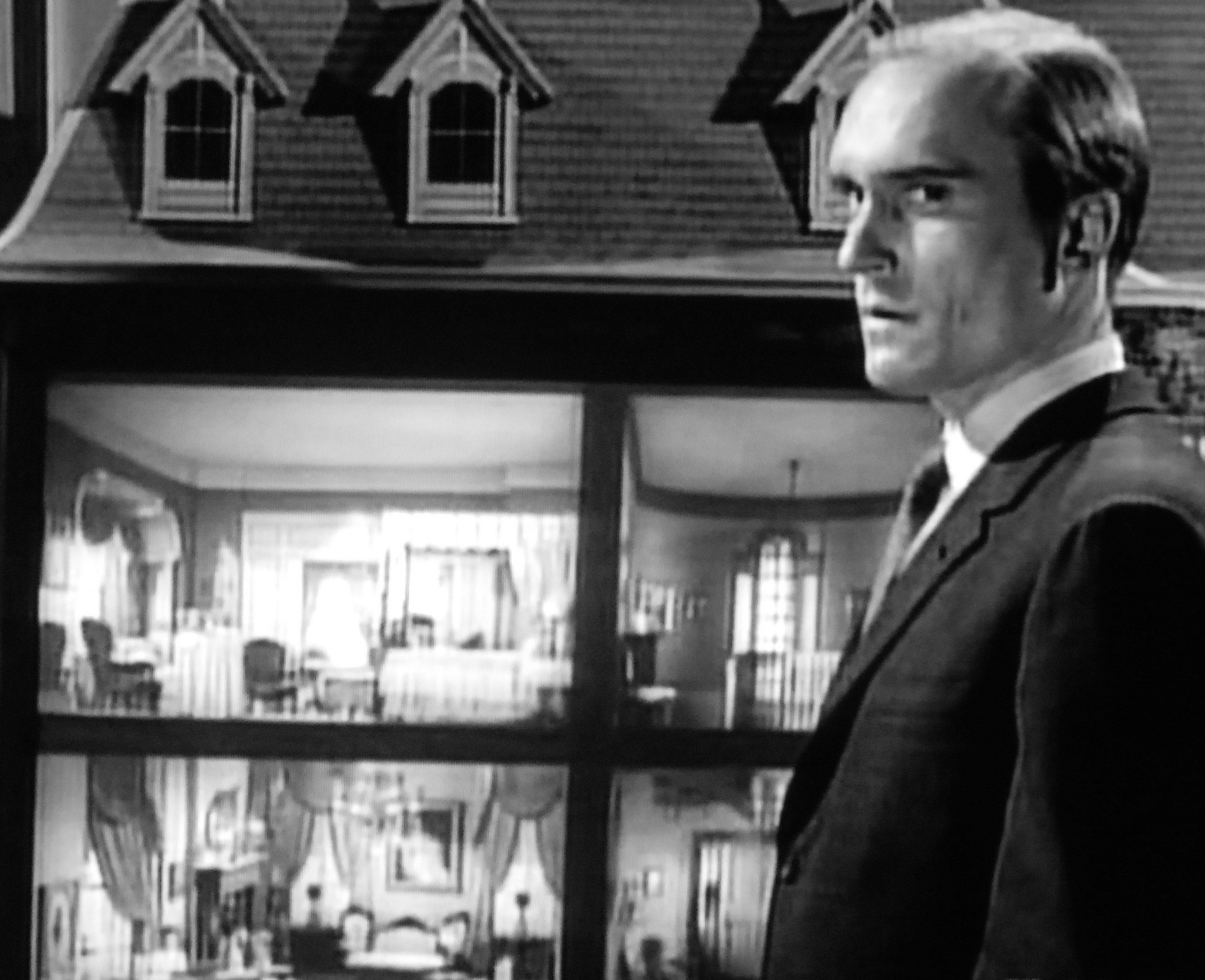 Season 4 Episode 8 Miniature First Aired On February 21 1963 Starring Robert Duvall Pert Kelton And Twilight Zone Episodes Twilight Zone Robert Duvall