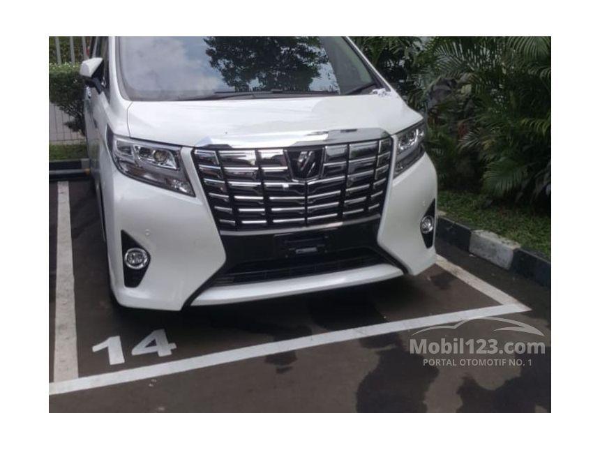Harga Toyota Alphard G 2019 Baru di 2020 Toyota, Mobil