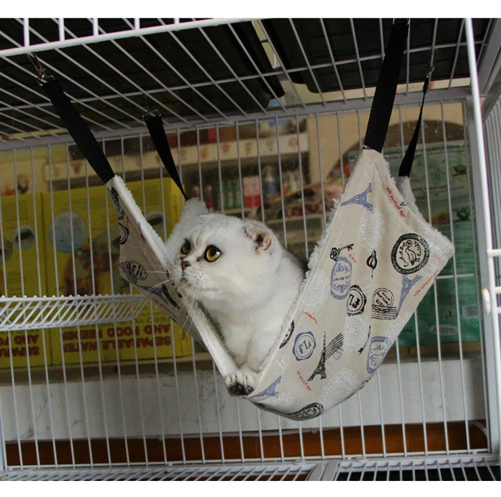 Pin By Cats And Kittens On Dog Beds And Furniture Cat Bed Cat Hammock Pet Kitten