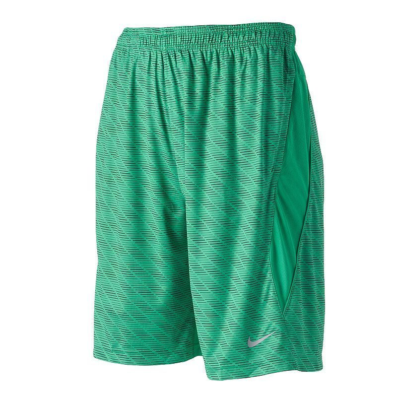 Men's Nike Dri-FIT Dynamo Print Shorts, Size: