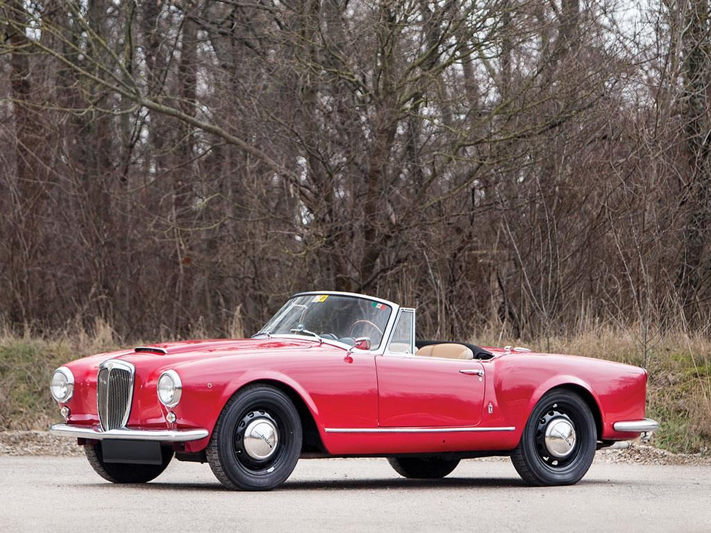 used 1958 lancia aurelia b24s convertible for sale in england