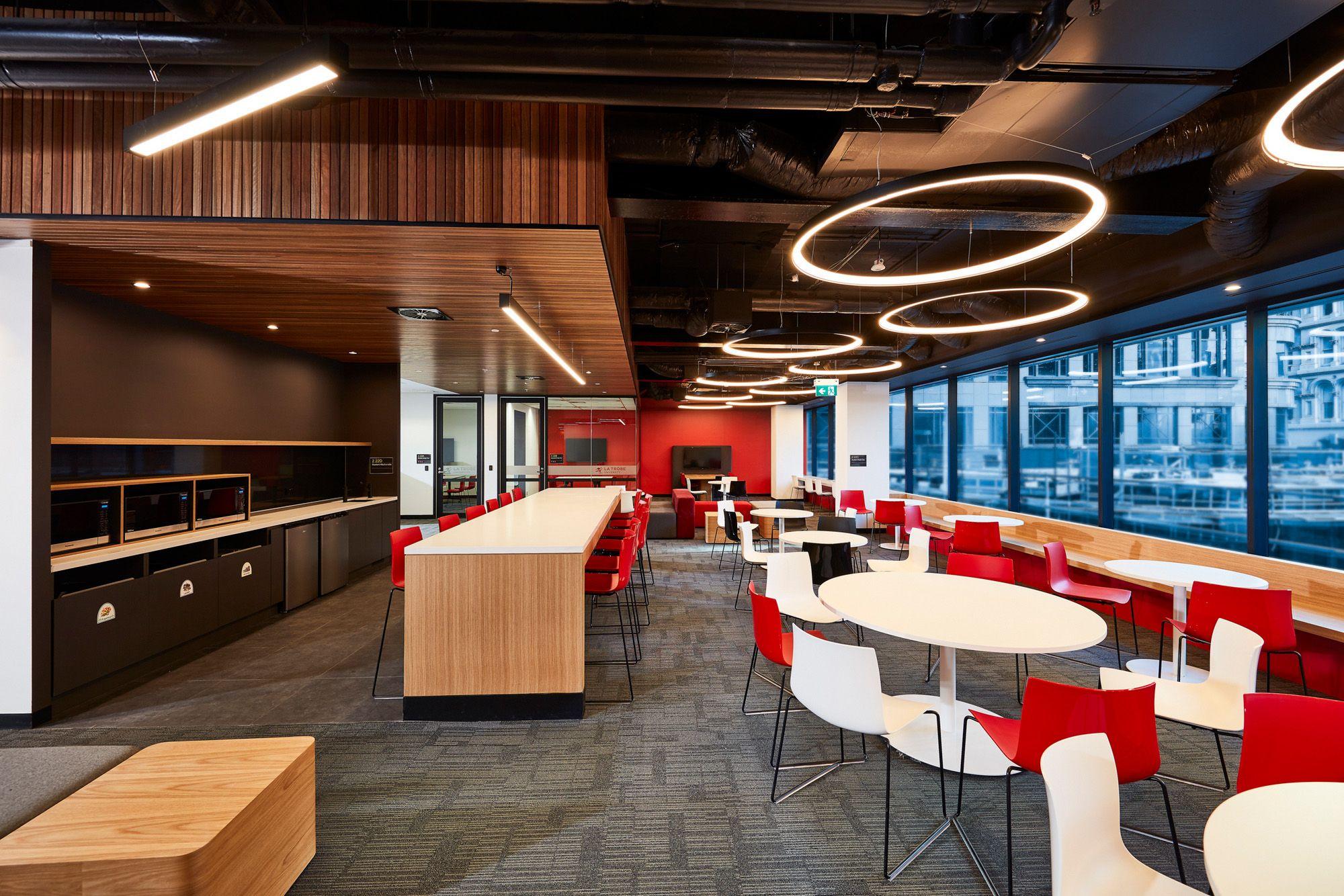 Blp designed the la trobe university melbourne city campus