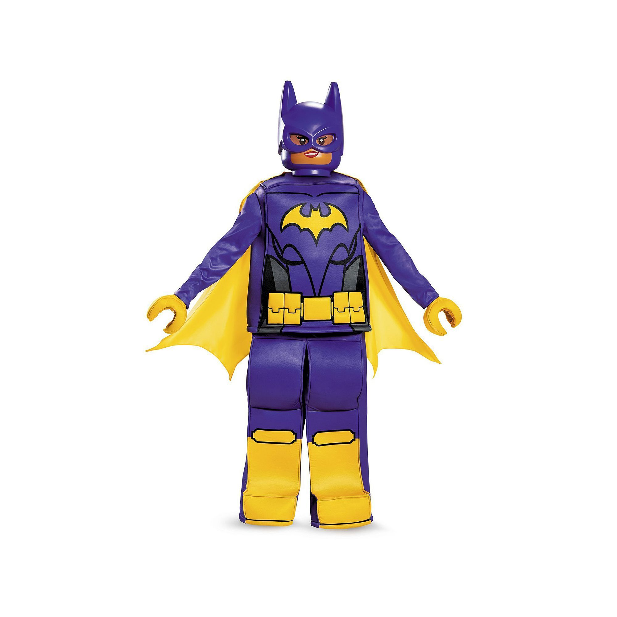 Kids The LEGO Batman Movie Batgirl Prestige Costume, Girl