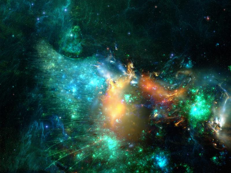 Cat's Eye Nebula Mix up Style Cat's Eye Nebula