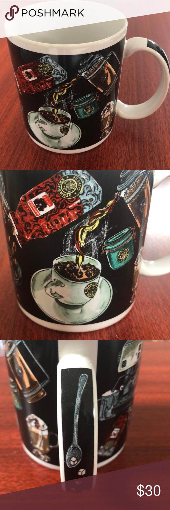 V t g Starbucks mug Starbucks mugs, Starbucks, Mugs