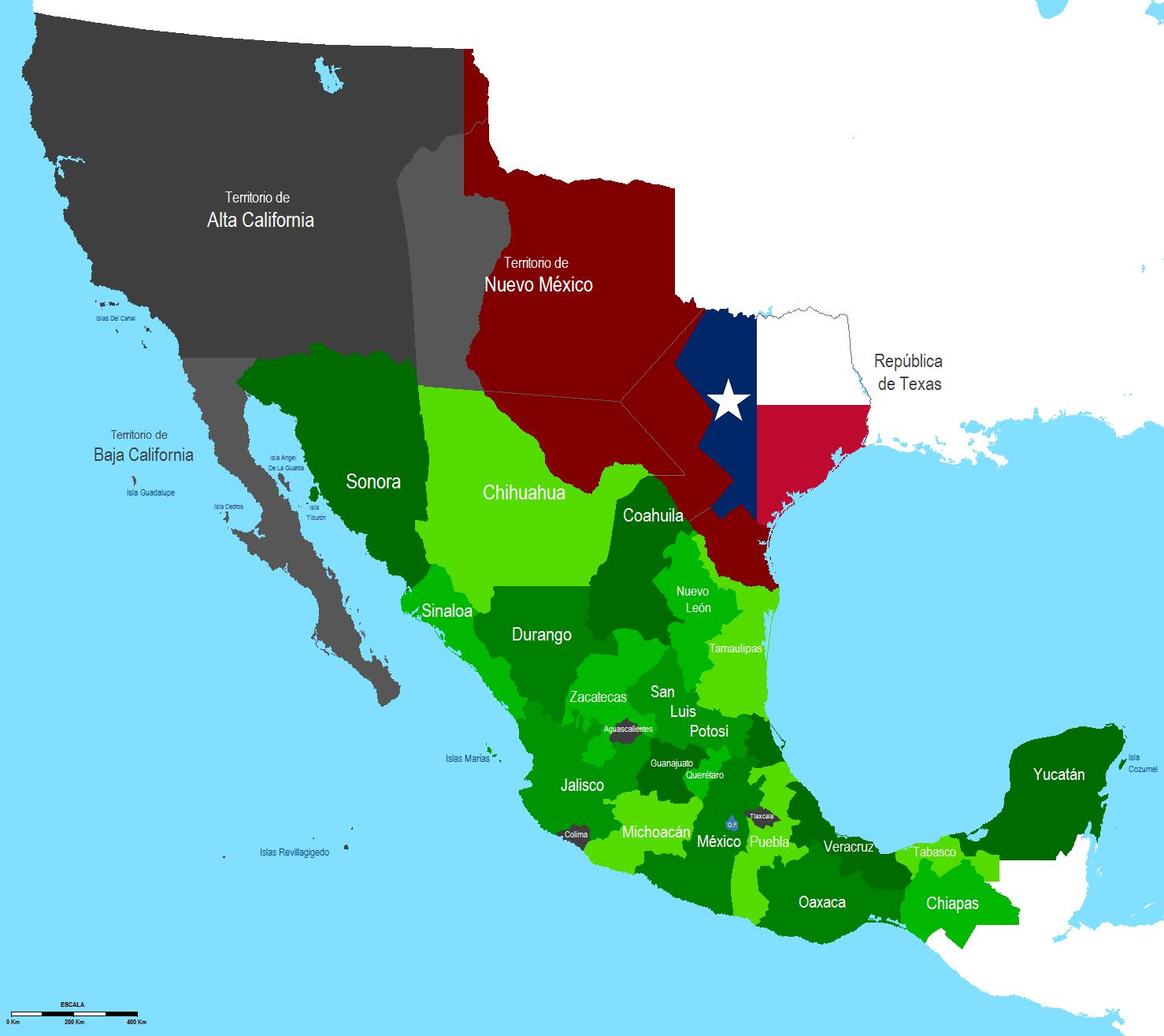Pin En Guerra Entre Mexico Y Los Estados Unidos