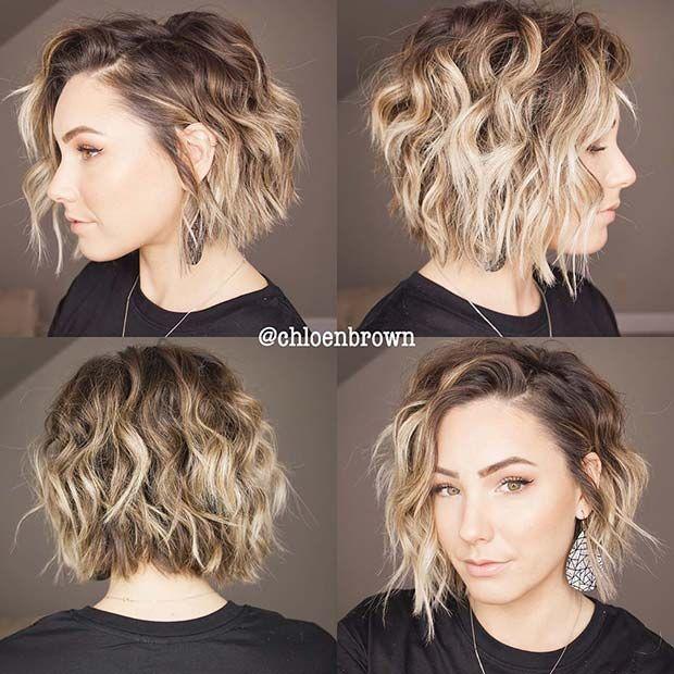 23 Layered Bob Haircuts We're Loving in 2020 | Sta