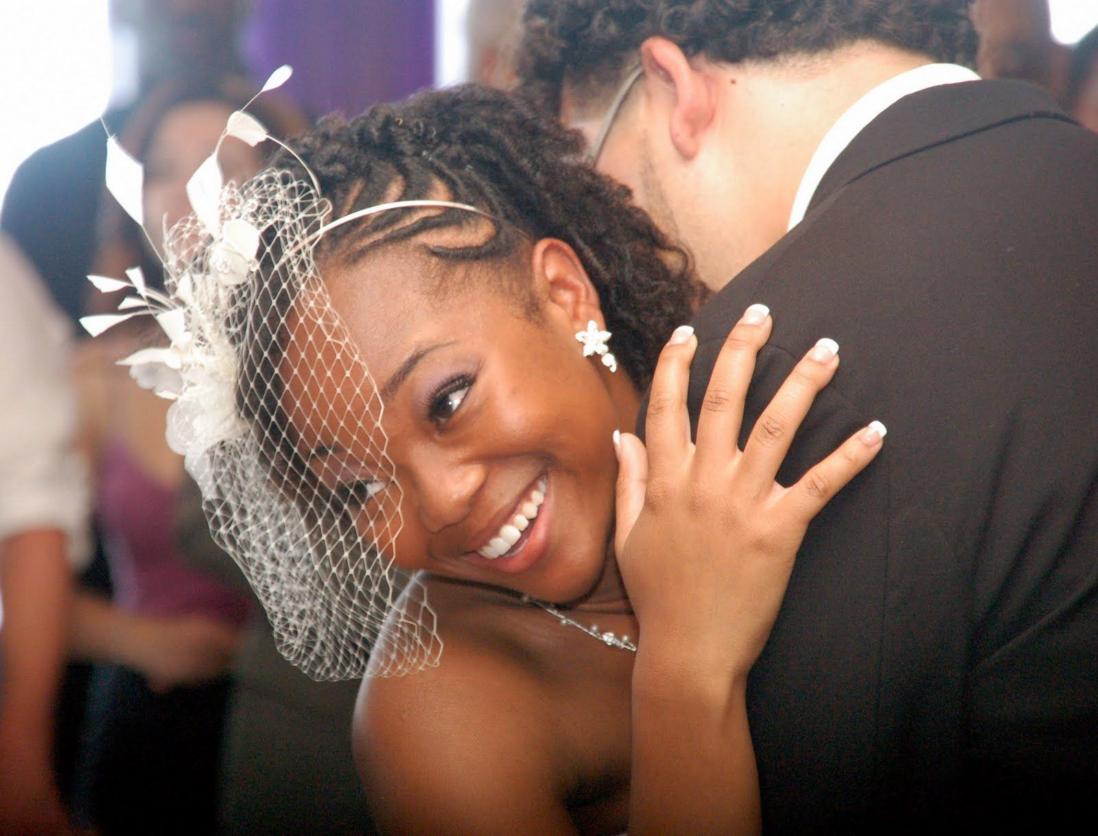 Super 1000 Images About Natural Hair Brides On Pinterest Short Hairstyles For Black Women Fulllsitofus