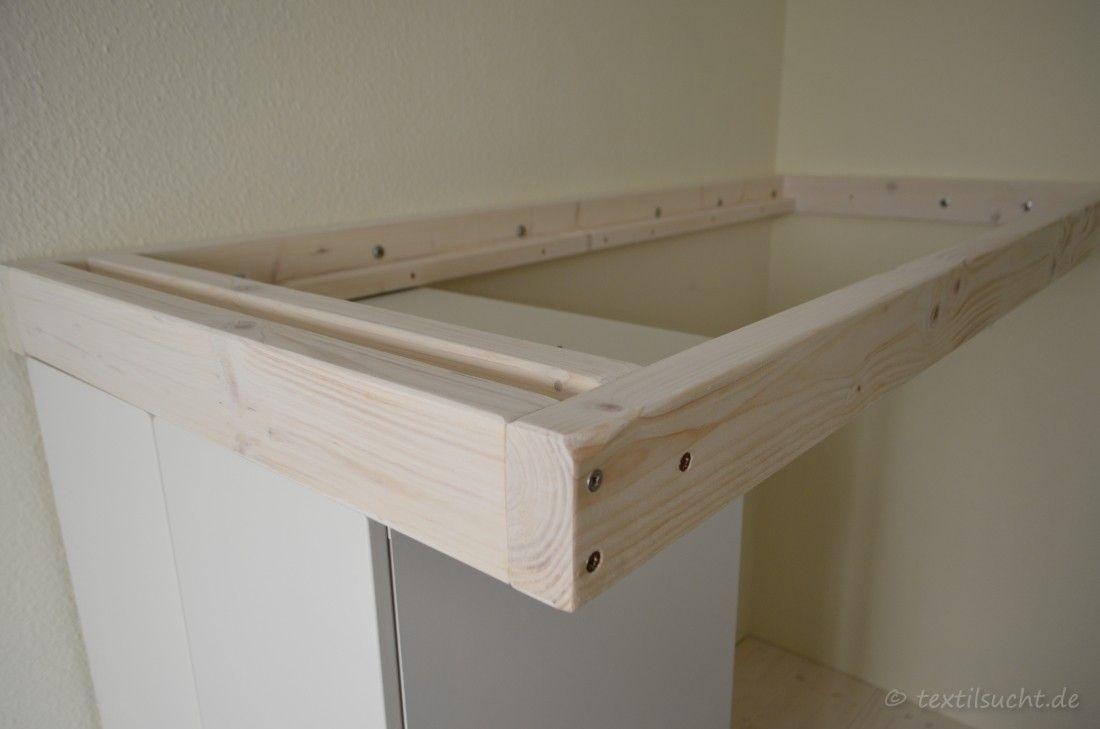 tutorial: hochbett selber bauen | hochbett | pinterest | bed, bunk