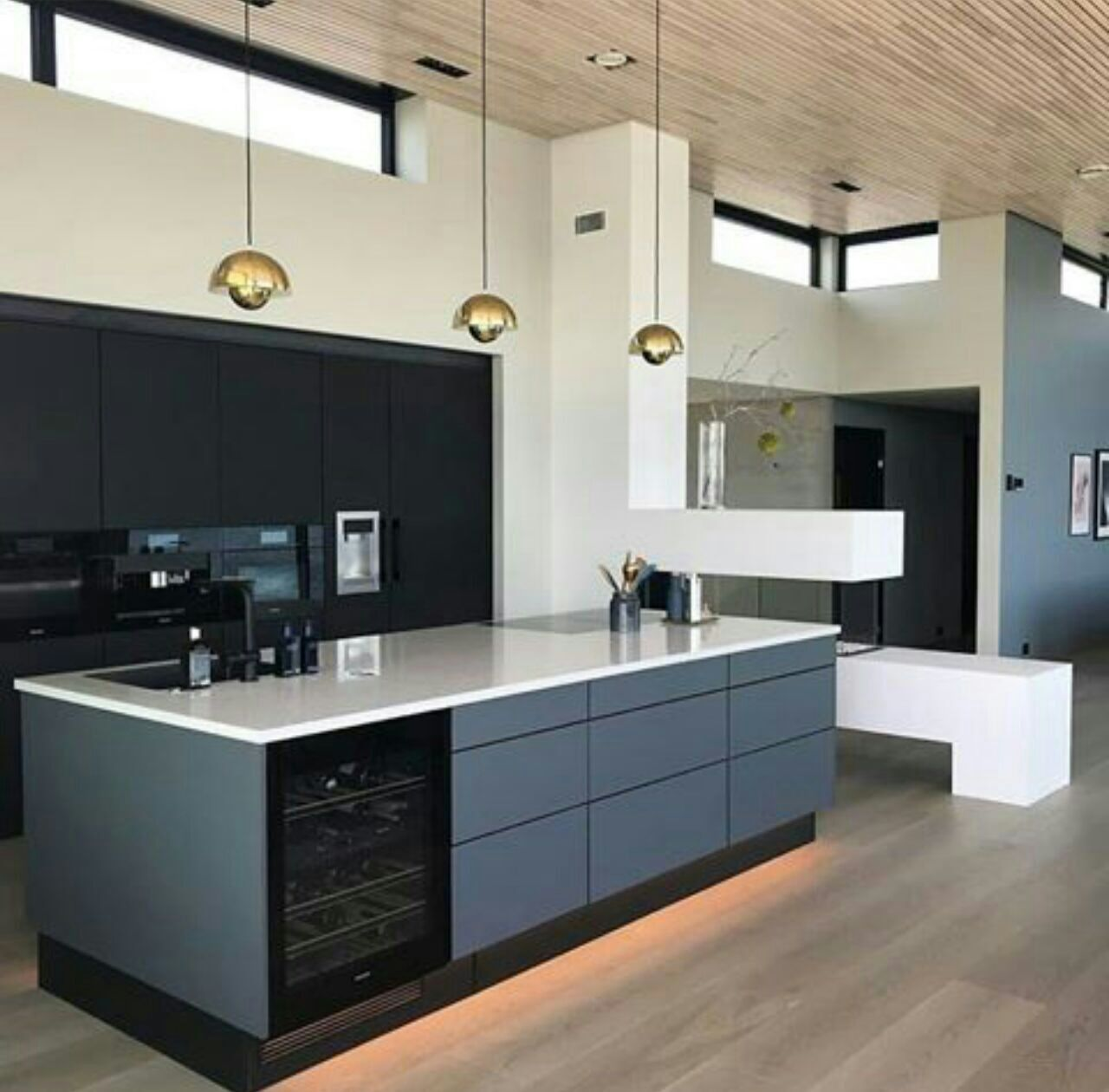 مطبخ أنيق In 2020 Kitchen Home Interior123
