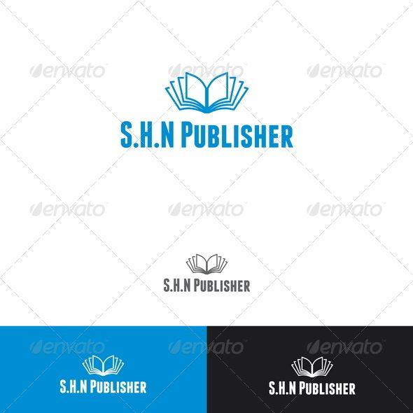 Shn publisher logo template logo templates template and logos shn publisher logo template maxwellsz