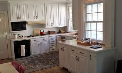 Kitchen Cabinet Painting Rochester Ny By Red Truck Painting