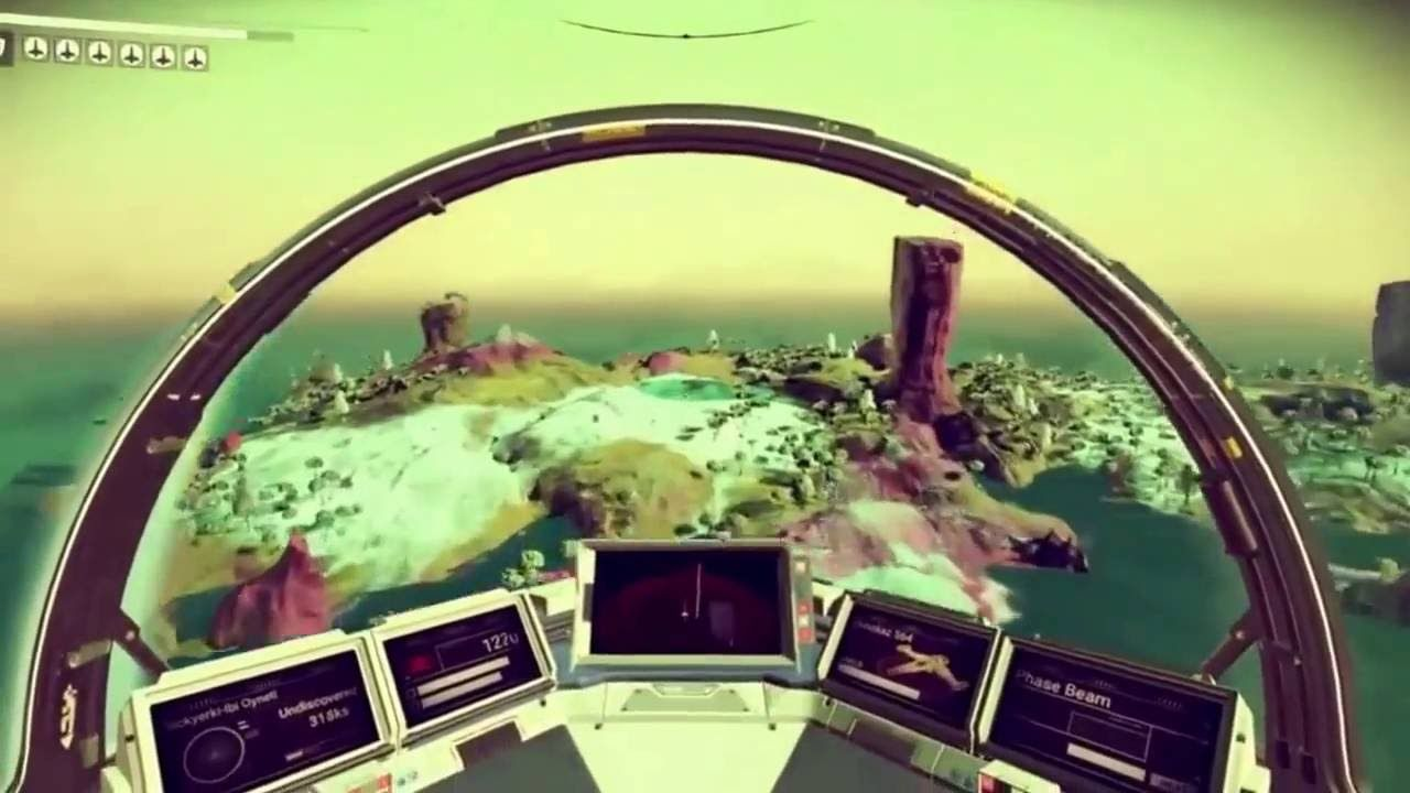 No Man's Sky 07   Underwater Gameplay With Playing Tips