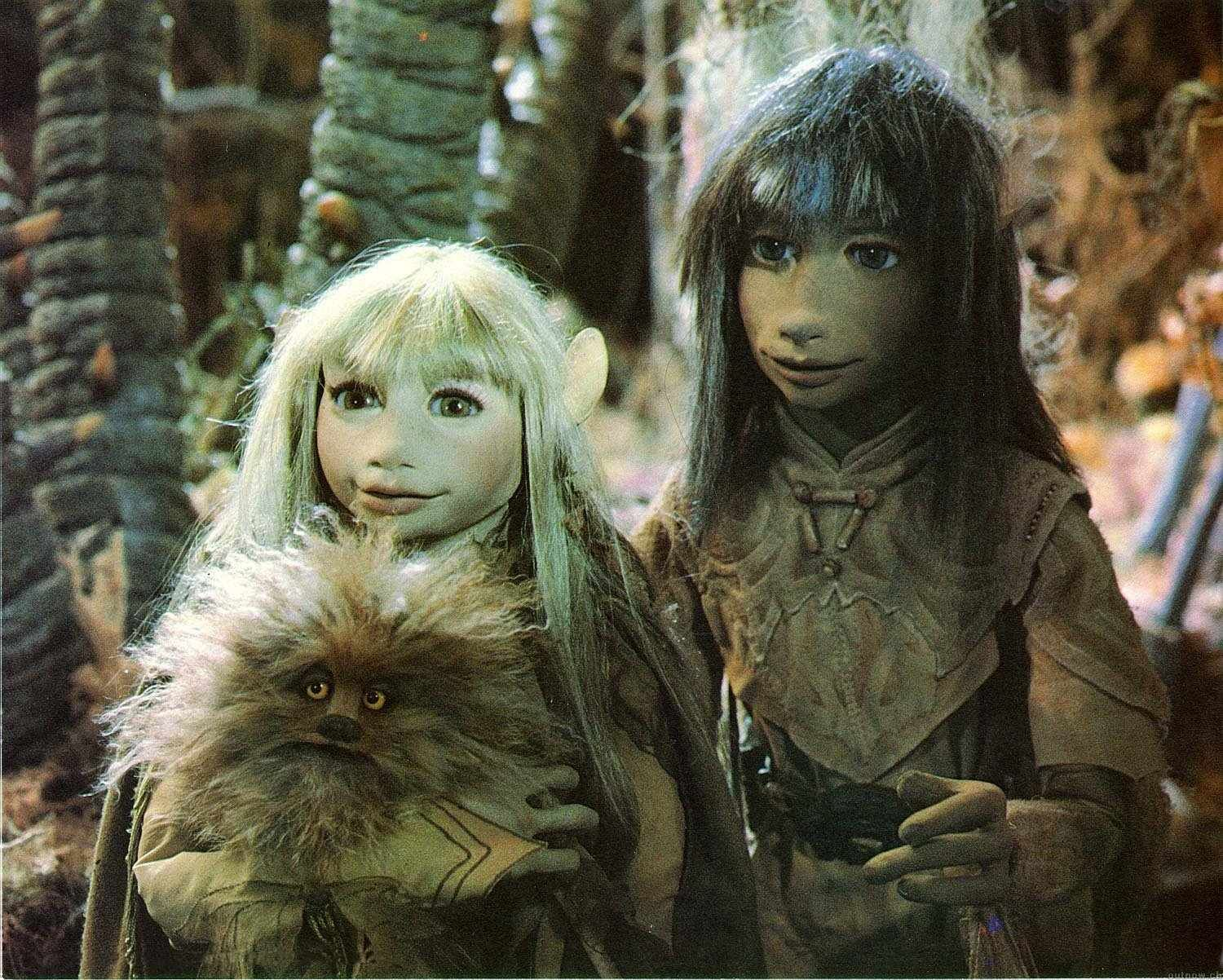 Cristal oscuro (The Dark Crystal) (1982) - Dirigida por Jim Henson y