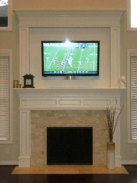Flat Screen Tv S Home Fireplace Fireplace Fireplace Surrounds