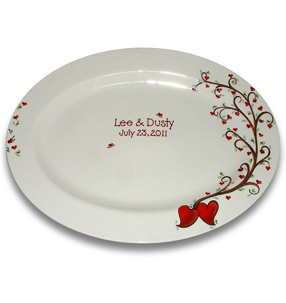 Diy Wedding Dishes: Roots Of Love Wedding Signature Platter