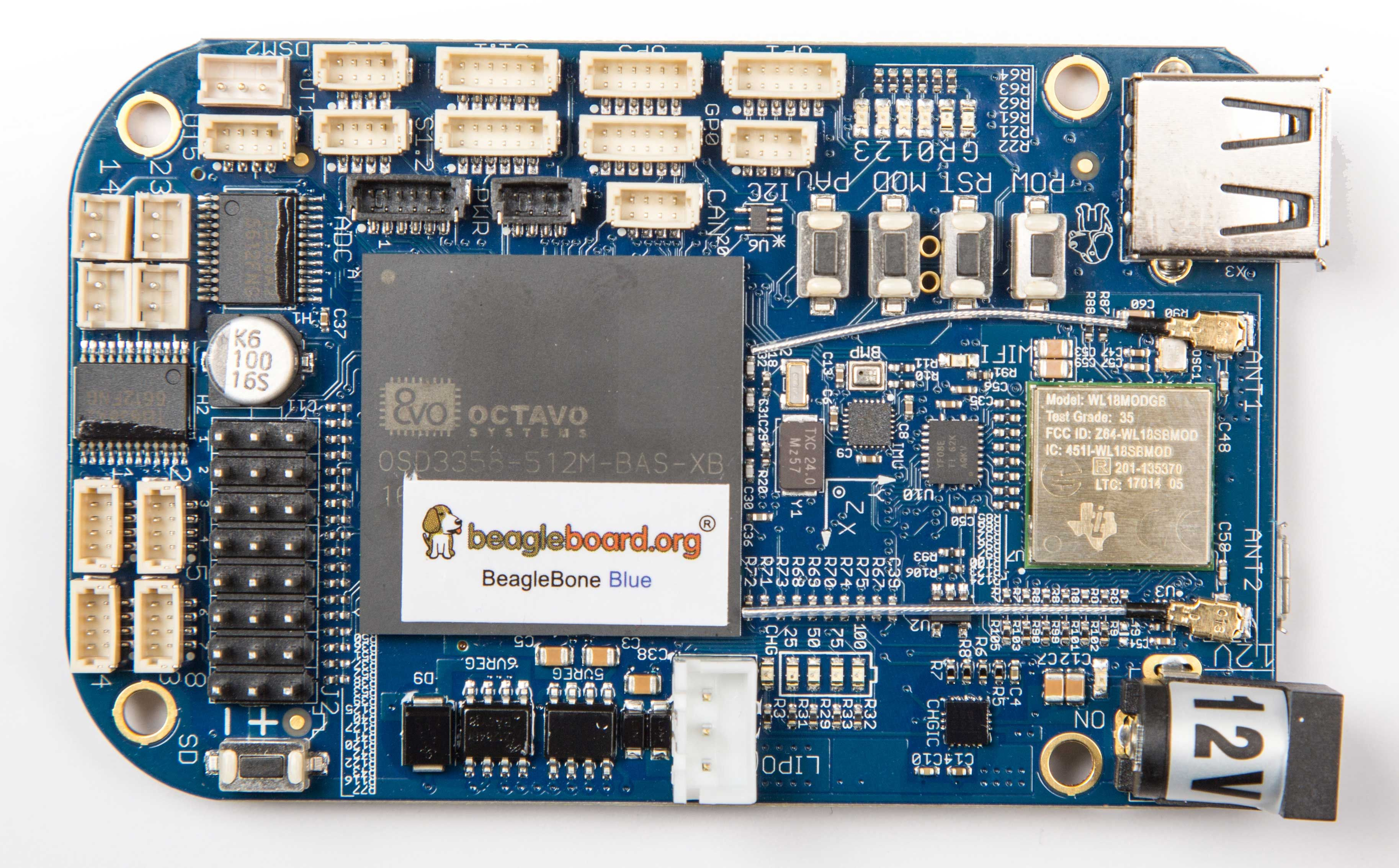 Beaglebone Blue In 2020 Arduino 3d Printer Parts Beaglebone Black