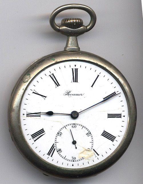 00533ba5a Vintage Swiss made Roamer Pocket Watch | pocket watches & wrist ...