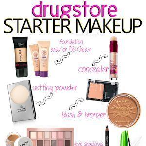 makeup  makeup für einsteiger mit kleinem budget