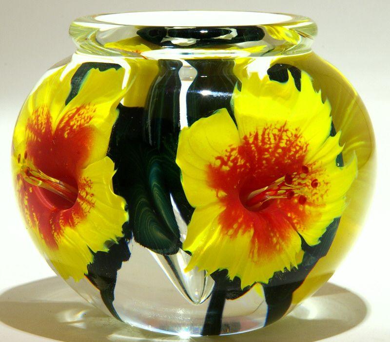 Art Glass from Kela's...a glass gallery on Kauaii