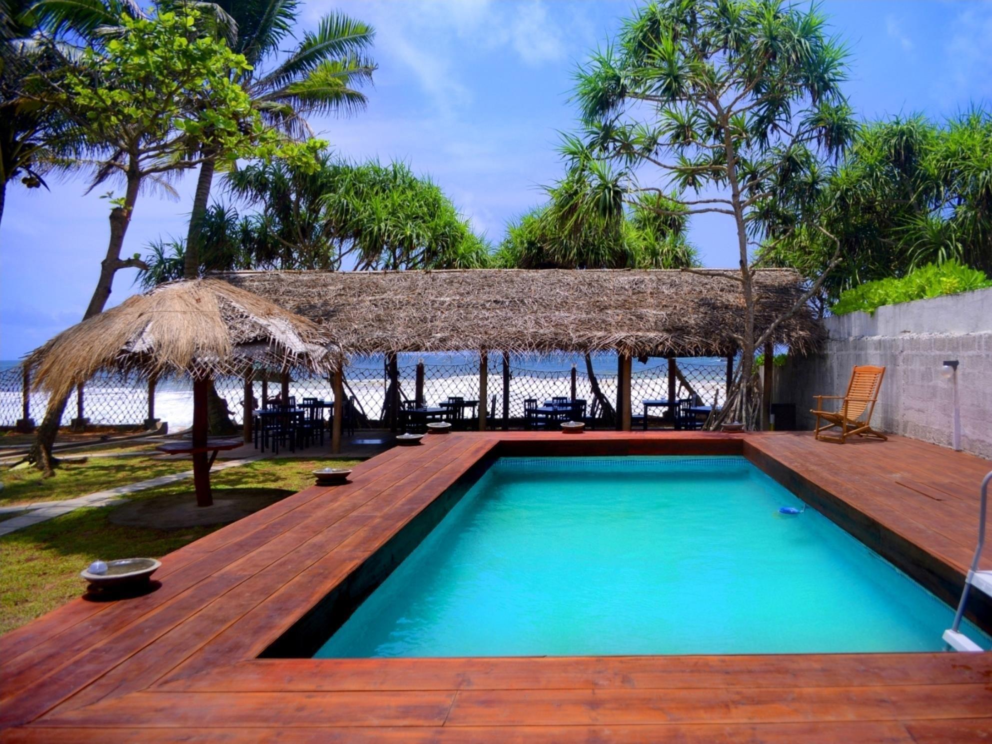Bentota Villa Amore Mio Beach Sri Lanka Asia Located In Maha Induruwa