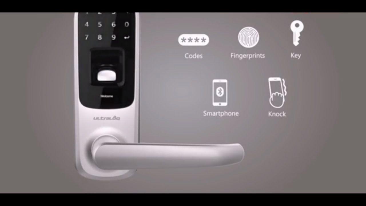 smart lock google bluetooth