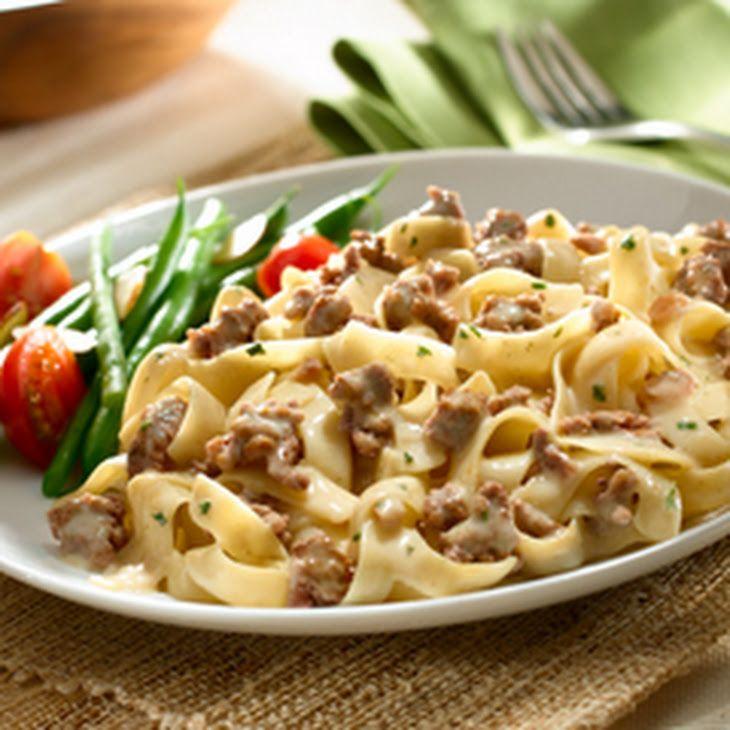Skillet Beef Stroganoff Recipe Yummly Recipe Knorr Pasta Sides Stroganoff Beef Stroganoff
