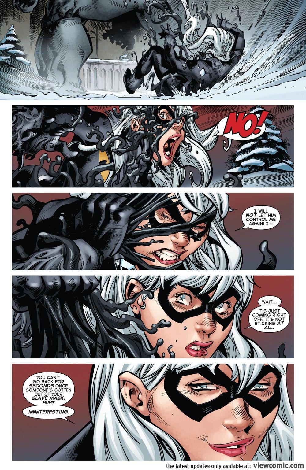 amazing spider-man & venom – venom inc. omega 01 (2018) | view comic