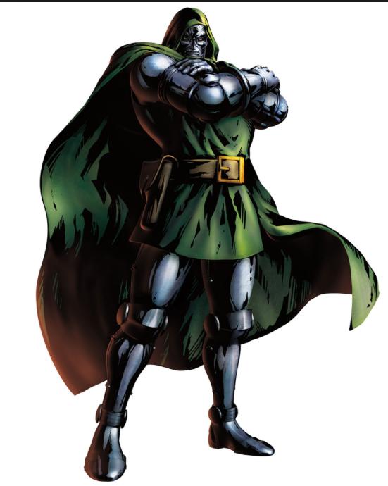 Doom Has Done And Threatened Them All In The Universe Including The Recent Secret Wars Regarding 21st Cen Doctor Doom Marvel Marvel Vs Capcom Marvel Villains