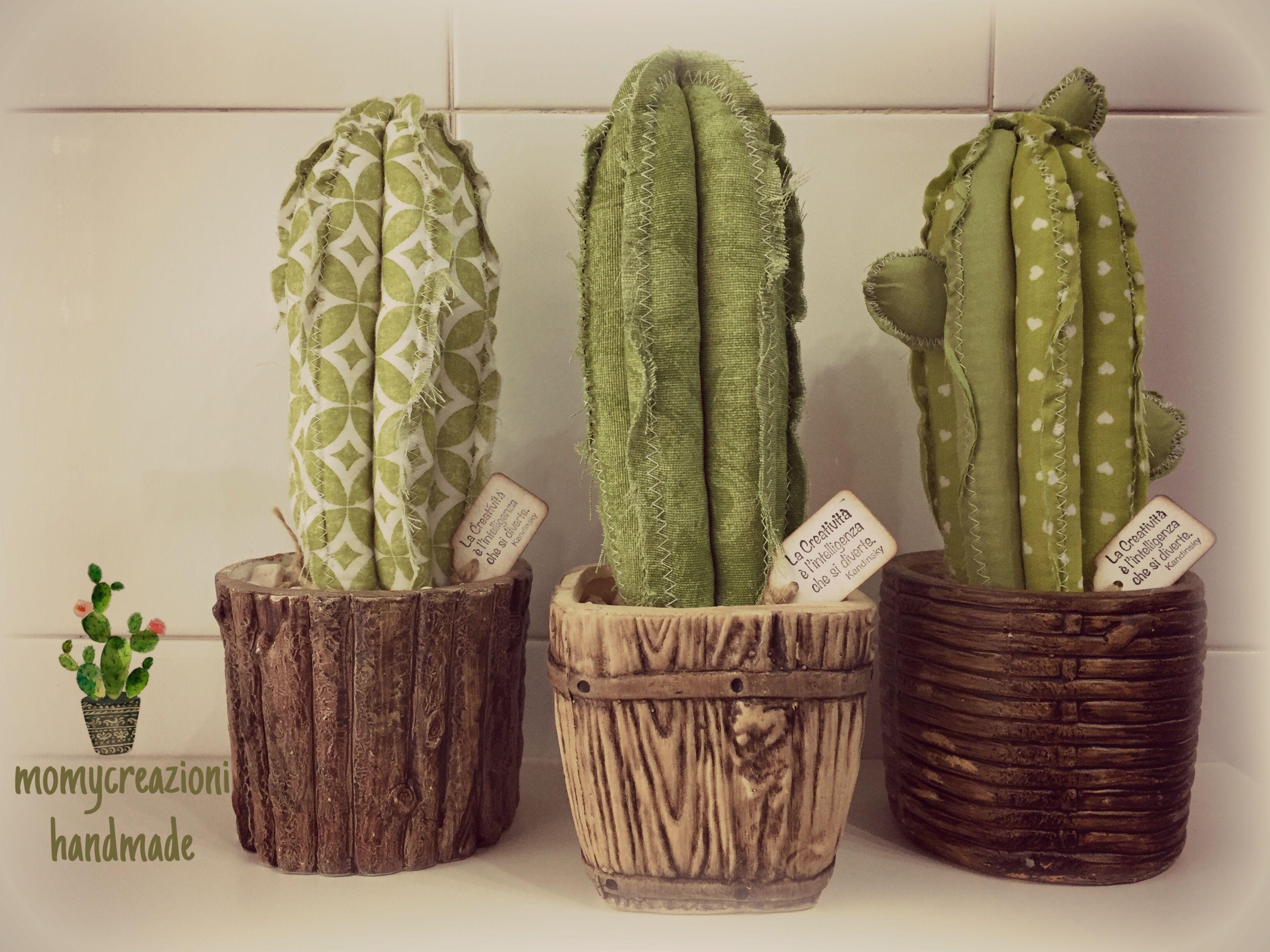 Arredamento Piante ~ Piante grasse in stoffa suculentas feltro cacti