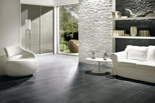 design : wohnzimmer fliesen grau ~ inspirierende bilder von ...