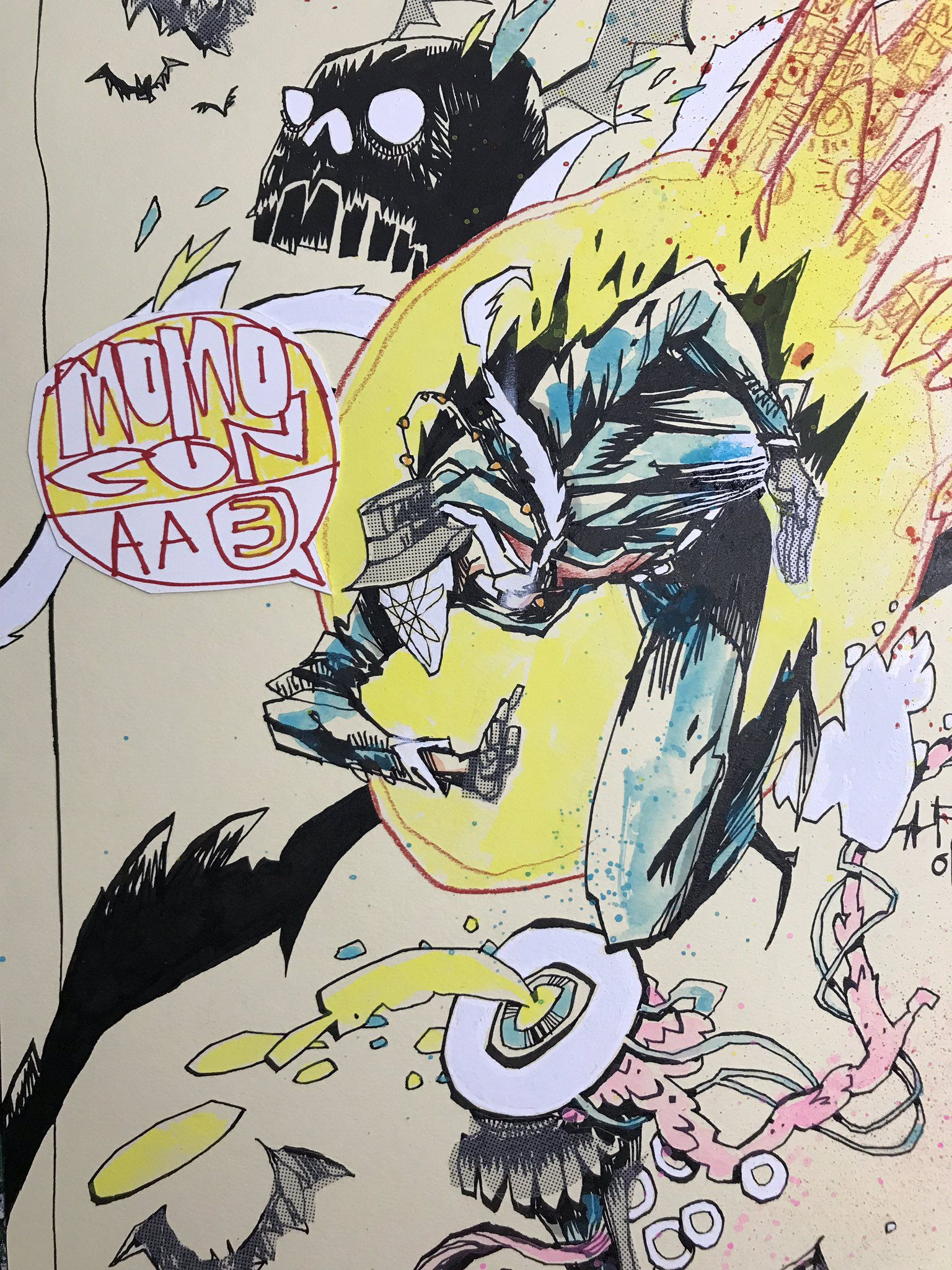 Pin by Life To The Infidel on Jim Mahfood (With images