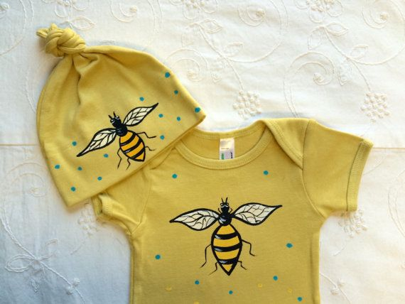 Bumble Bee Baby American Apparel Baby Bodysuit And By Sweetesthue