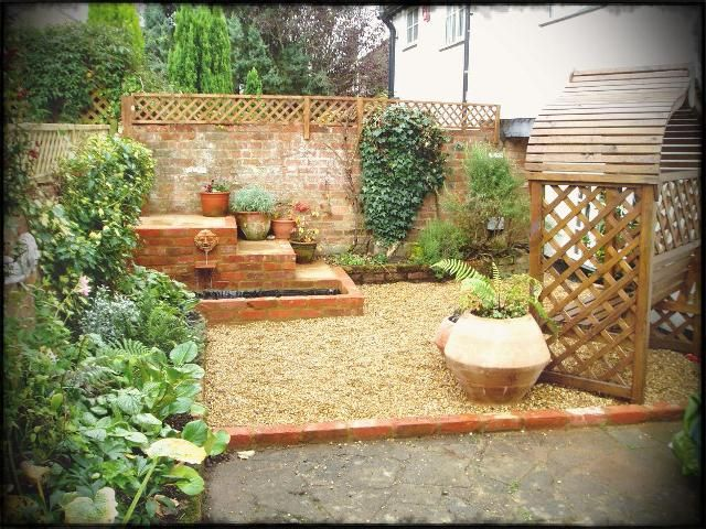 Decoracion De Jardines Rusticos La fantasía del diseño rústico