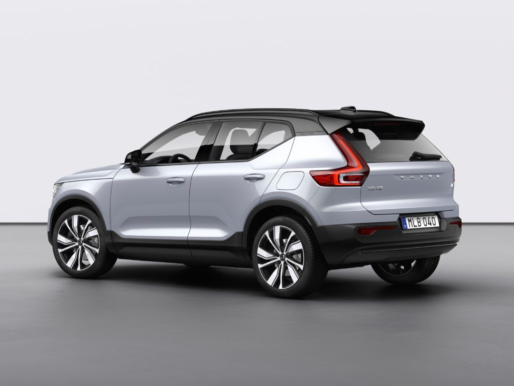Volvo Xc40 Recharge Is All Electric With 408 Hp And 258 Mile Range Volvo Volvo Cars Car