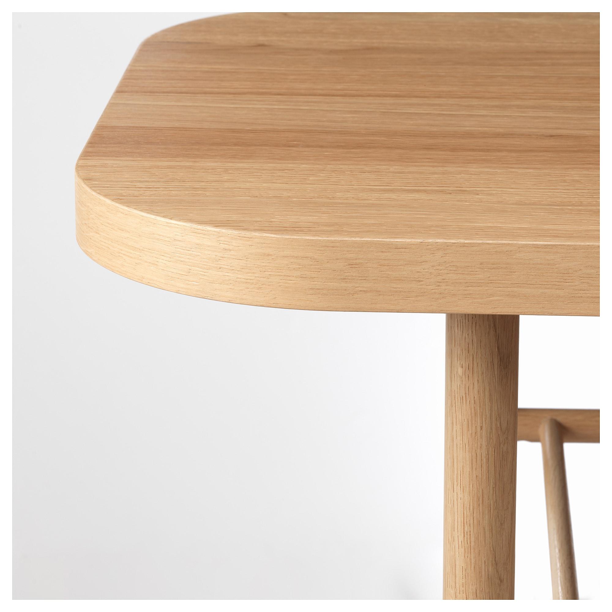 Marvelous Ikea Listerby White Stained Oak Coffee Table In 2019 Ikea Cjindustries Chair Design For Home Cjindustriesco