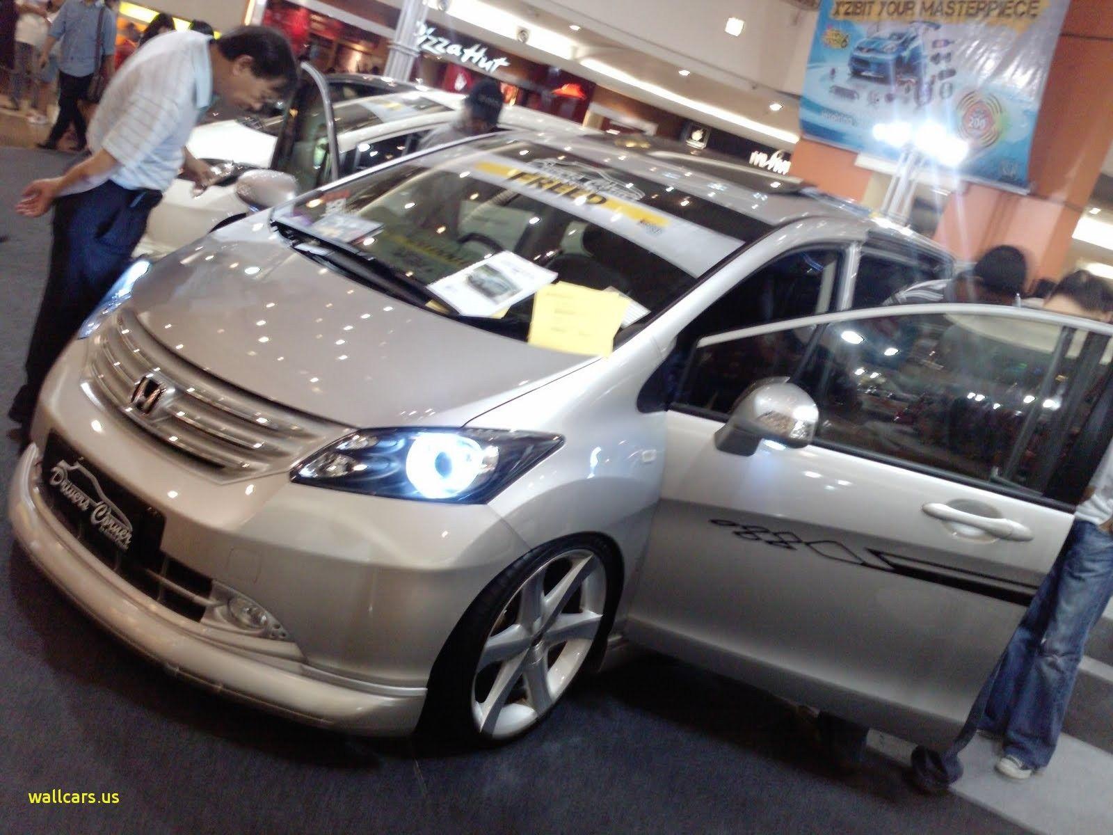 New Honda Freed Indonesia Interior Dengan Gambar