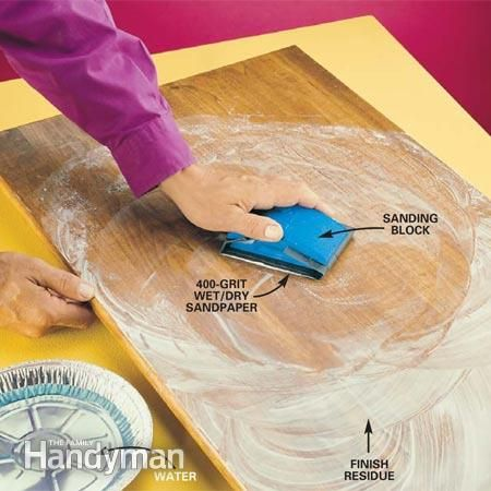 How To Apply Polyurethane Staining Wood It Is Finished