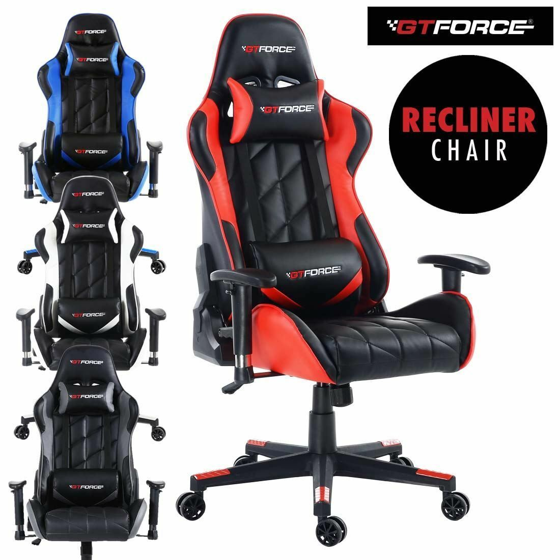 Racing Chair Pc Game room chairs, Chair, Gaming office desk
