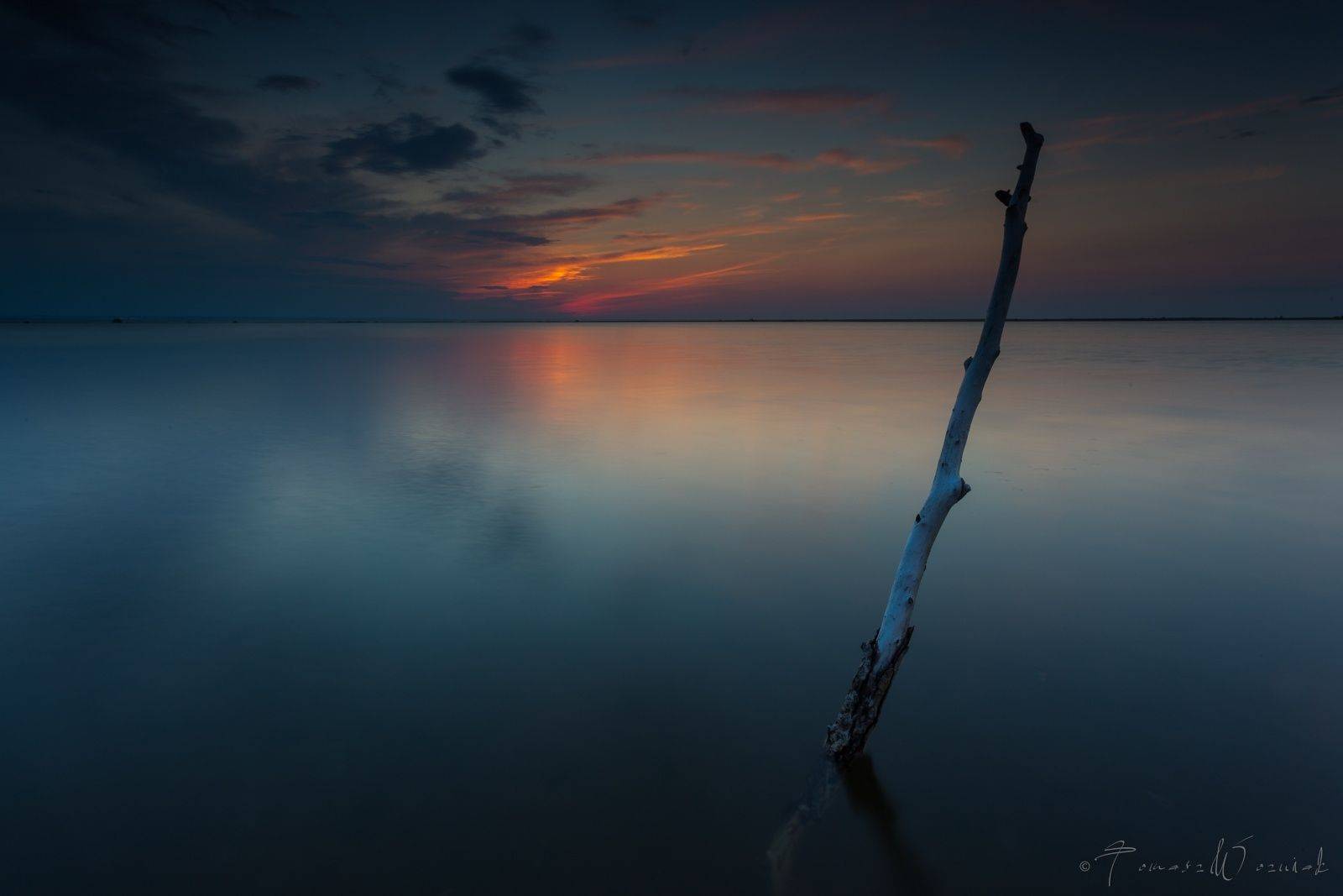 Colors of sunset by Tomasz Wozniak on 500px