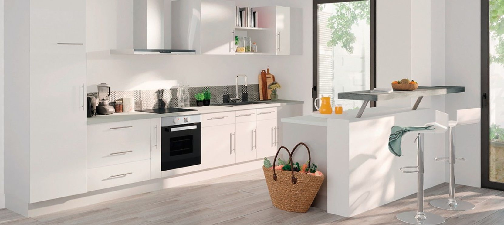 cuisine brico dépôt  sélection des meilleurs modèles