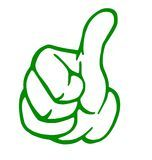 Green Thumb Up Thumbs Up Drawing How To Draw Hands Clip Art
