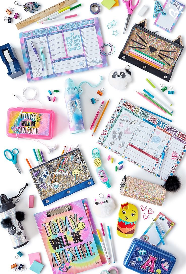 Get First Dibs On A Fresh Batch Of Cool School Styles School Diy Diy School Supplies School Supplies