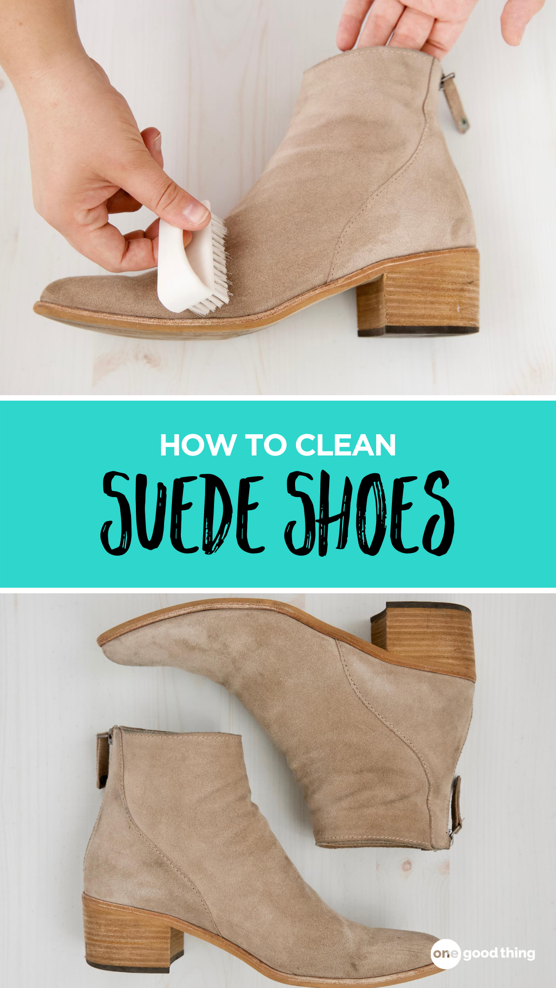 Can You Wash Suede Shoes With Soap And Water How To Clean Suede Shoes The Easy Way One Good Thing By Jillee In 2020 How To Clean Suede Clean Suede Shoes Suede Shoes