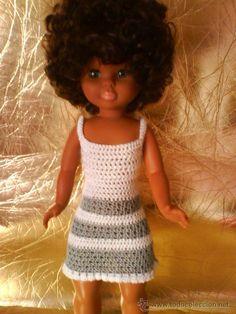 1537d7771f muñeca nancy vestidos crochet - Buscar con Google
