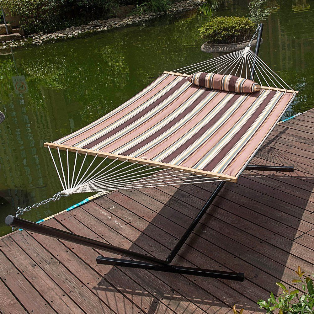 Lazydaze hammocks feet heavy duty steel hammock stand two